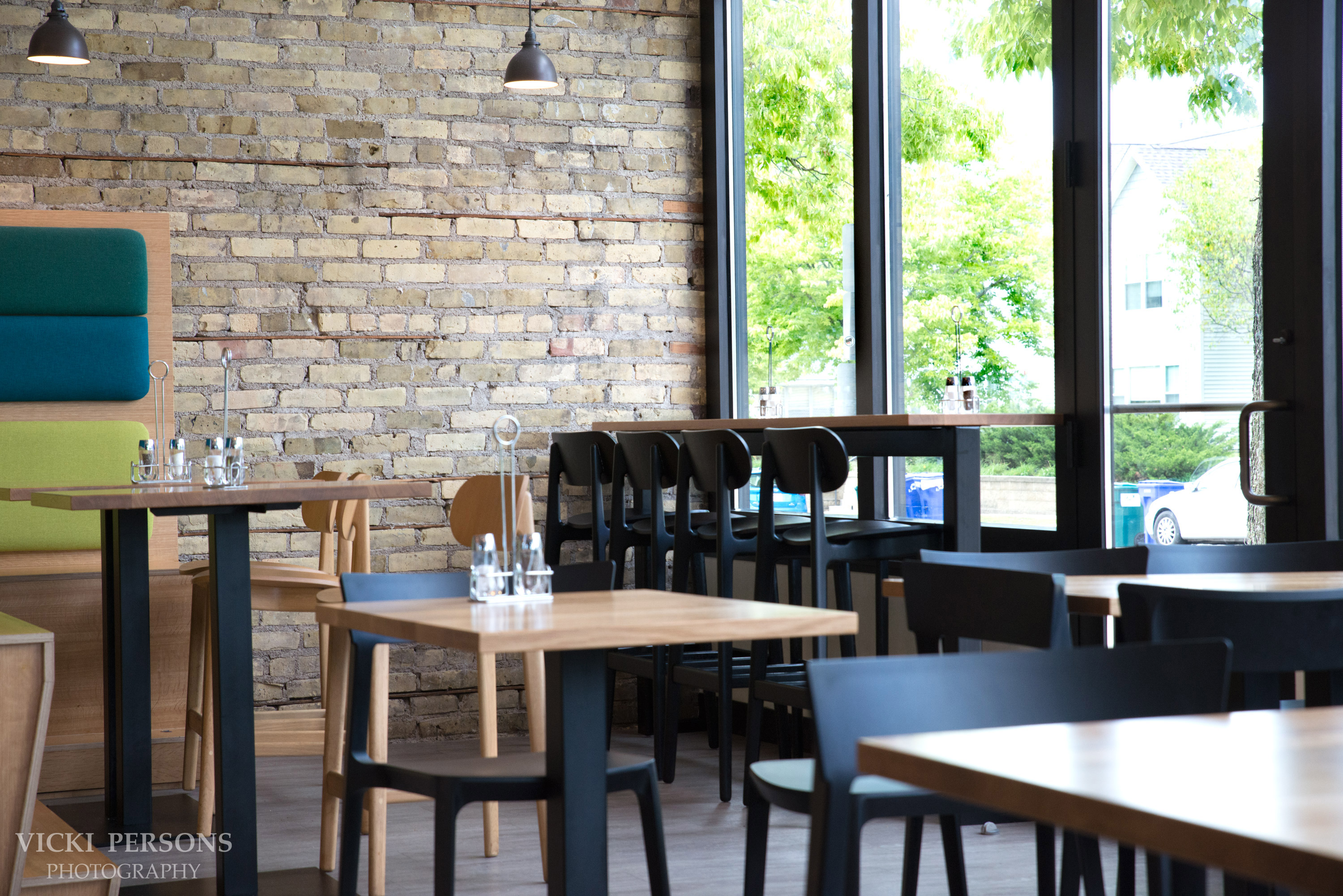 Sit in Style at J. Selby's Eatery