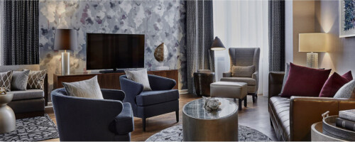 Lux Manufacturing Custom Lounge Seating & Occasional Tables for Senior Living & Hospitality
