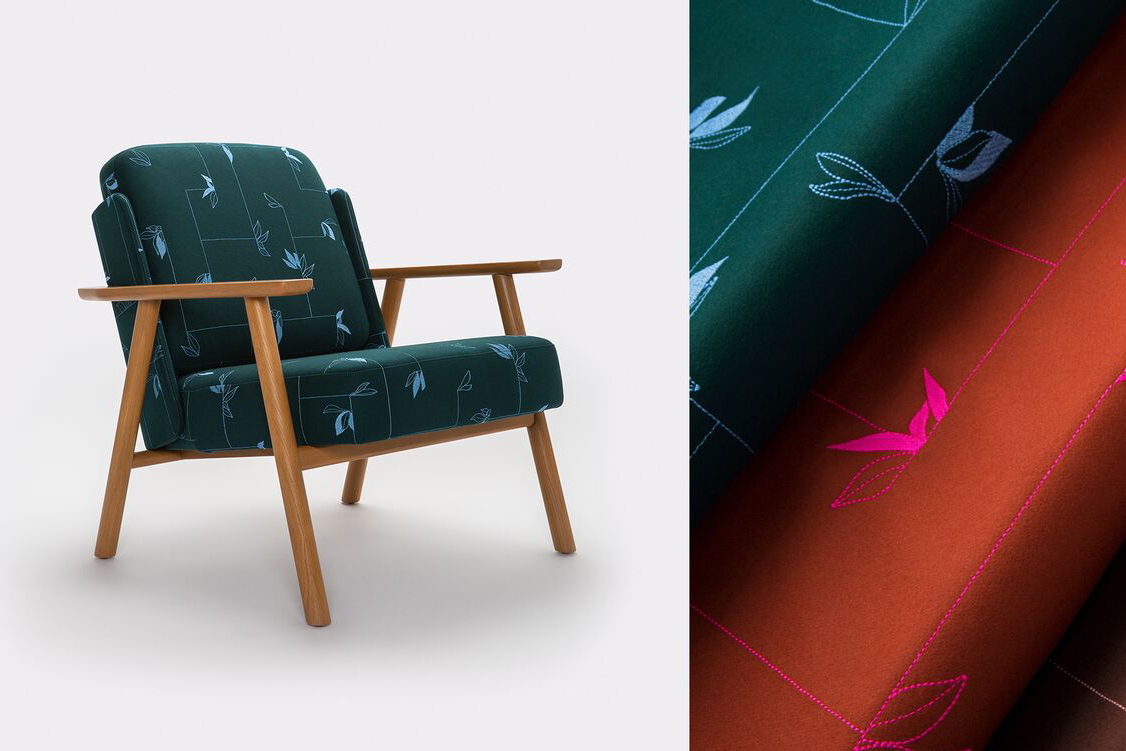 Luum Textiles Mutable Matter Collection - Second Nature