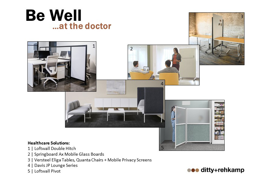 Be Well at the Doctor