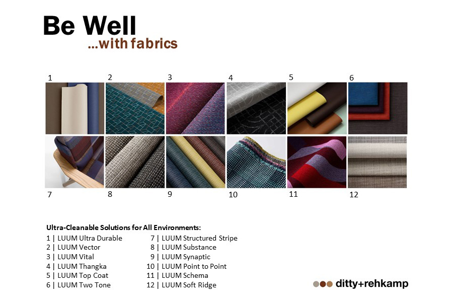 Be Well with Fabrics